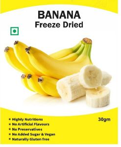 Dry Banana Slice