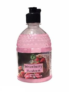 Grix Strawberry Hand Wash