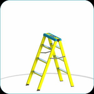 FRP Domestic Ladder