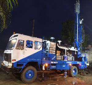 water well drilling rig upto the depth of 200m