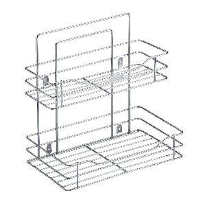 SRDT0026 Stainless Steel Corner Rack