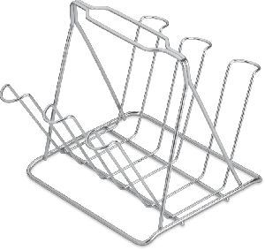 SRDT003 Stainless Steel Glass Stand