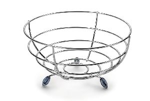 SRDT008 Stainless Steel Fruit Basket
