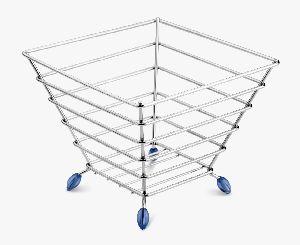 SRDT009 Stainless Steel Fruit Basket