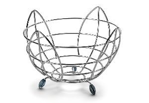 SRDT010 Stainless Steel Fruit Basket