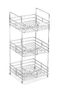 SRDT015 Stainless Steel Fruit Basket