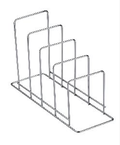 SRDT022 Stainless Steel Plate Stand
