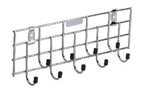 Stainless Steel Hook Rack