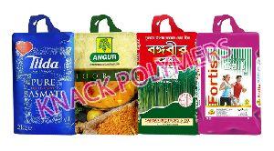 BOPP Handle Bags