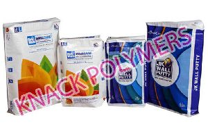 Multicolor Block Bottom Laminated Bags