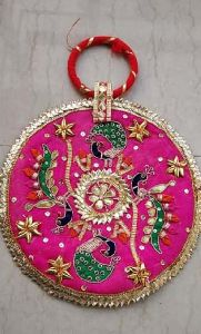Embroidered Potli  Bags