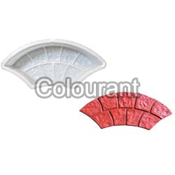 Arch SE Shaped Silicone Plastic Interlocking Paver Moulds