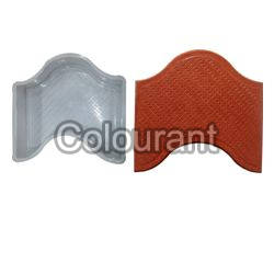 Camel Hump Shaped Silicone Plastic Interlocking Paver Moulds