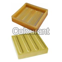 CD - 03 Rubberised PVC Directional Tiles Moulds