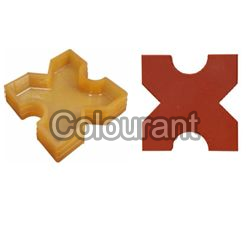 CG - 01 Rubberised PVC Grass Paver Moulds