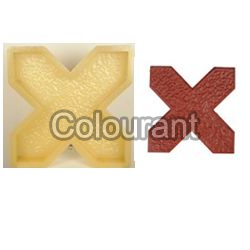 CG -06 Rubberised PVC Grass Paver Moulds