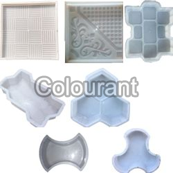 Silicone Plastic Moulds