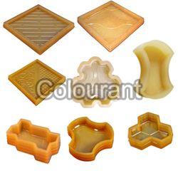Rubberised PVC Moulds