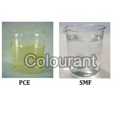 Colourant Super Plasticizer Admixture