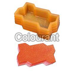 CP - 01 Zigzag Rubberised PVC Interlocking Paver Moulds