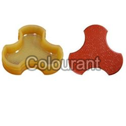 CP-05 Colorado Rubberised PVC Interlocking Paver Moulds