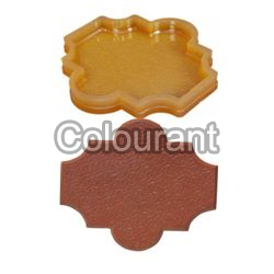 CP - 39 Taurus Rubberised PVC Interlocking Paver Moulds