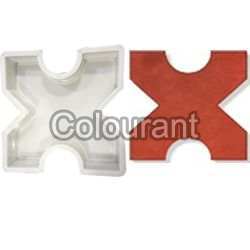 CPG - 01 Silicone Plastic Grass Paver Moulds