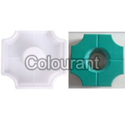 CPG - 04 Silicone Plastic Grass Paver Moulds