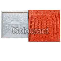 CPT - 19 Silicone Plastic Floor Tiles Moulds