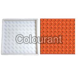 CPT - 27 Silicone Plastic Floor Tiles Moulds