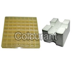 CSB - 01 Rubberised PVC Cover Blocks Moulds