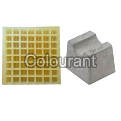 CSB - 03 Rubberised PVC Cover Blocks Moulds