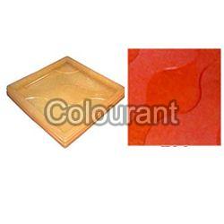CT-01 Rubberised PVC Floor Tiles Moulds