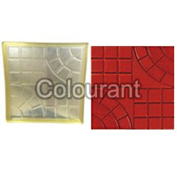 CT-09 Rubberised PVC Floor Tiles Moulds