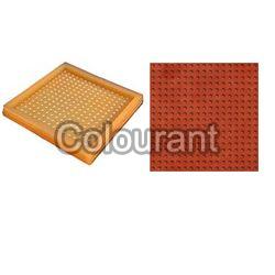 CT-14 Rubberised PVC Floor Tiles Moulds
