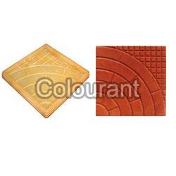 CT-21 Rubberised PVC Floor Tiles Moulds