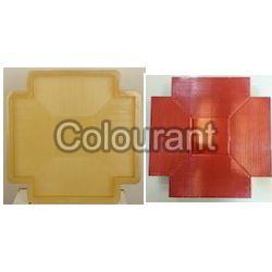 CT-25 Rubberised PVC Floor Tiles Moulds