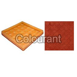 CT-41 Rubberised PVC Floor Tiles Moulds