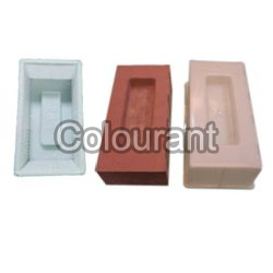 Silicone Plastic Bricks (D) Moulds