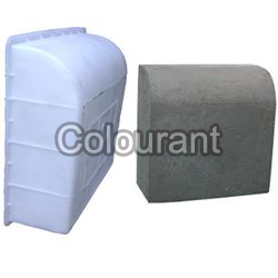 Silicone Plastic Kerb Stone Half Moulds