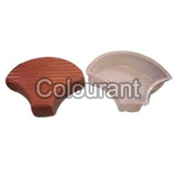 Shell Shaped Silicone Plastic Interlocking Paver Moulds