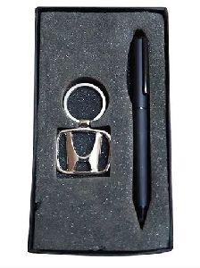 Keychain & Pen Gift Set