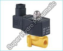 Brass 2 Way Solenoid Valve