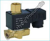 Brass 3 Way Solenoid Valve