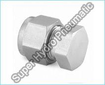 Compression Stainless Steel Cap