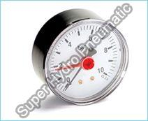 Dual Pointer Pressure Gauge