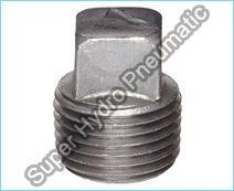 Mild Steel Square Plug