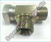 Mild Steel Swivel Tee
