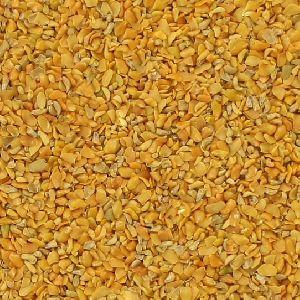 Crushed Fenugreek Seeds