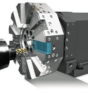 Hydraulic Turret